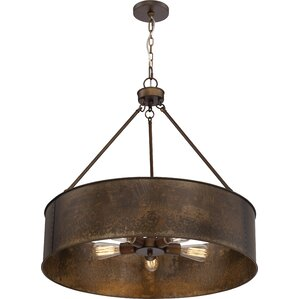 Stapleton 5-Light Drum Pendant  sc 1 st  Joss u0026 Main & Pendant Lighting | Joss u0026 Main azcodes.com