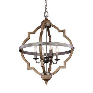 4 light fixture brass bennington 4light candle style chandelier chandeliers joss main