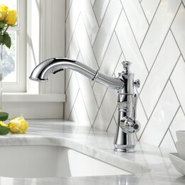 Kitchen Faucets. Pull Out Kitchen Faucets You ll Love  Wayfair