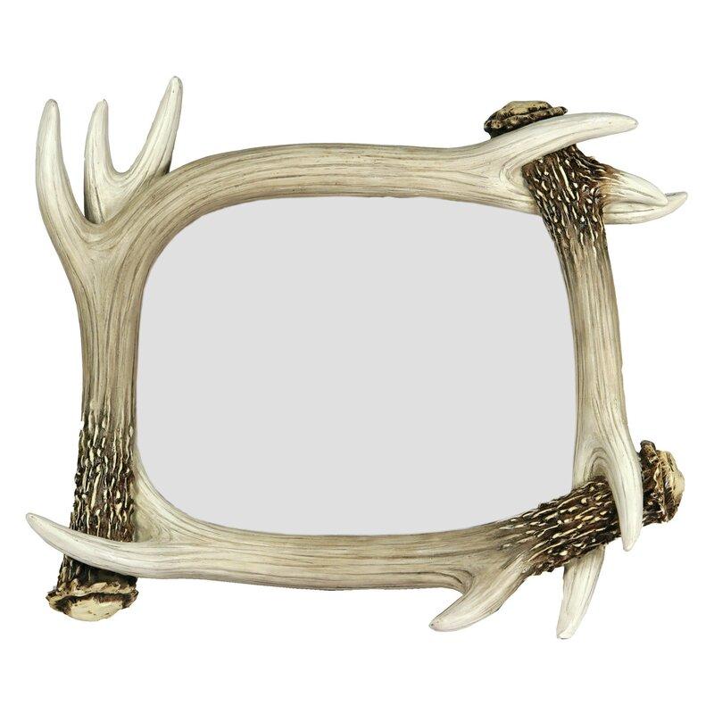 Deer Antler Picture Frame