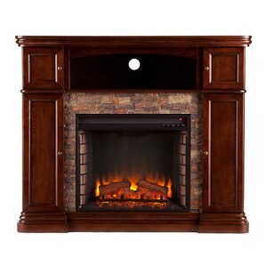 Forreston Media Electric Fireplace by Red Ba..