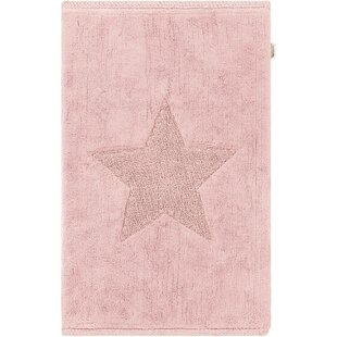 Cotton Pink Rug by Guy Laroche Paris