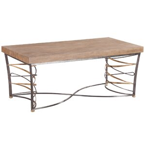 Lace Coffee Table by Sarreid Ltd