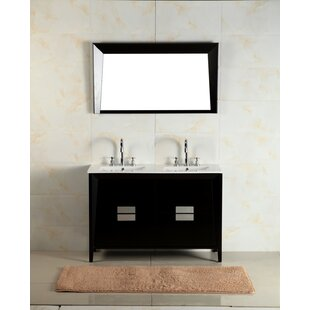 Small Double Vanity 48 Wayfair