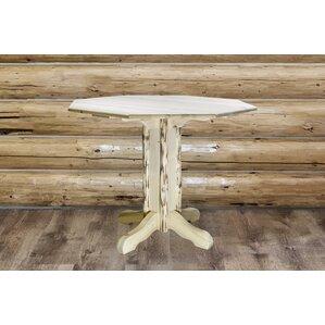 Abordale Pedestal Dining Table by Loon Peak