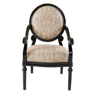 Charmant Goode Exposed Wood Armchair
