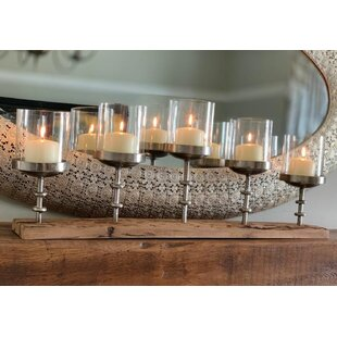 Glass Stand For Candle | Wayfair co uk
