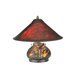 Meyda tiffany table lamps youll love wayfair van erp 155 table lamp by meyda tiffany aloadofball Gallery