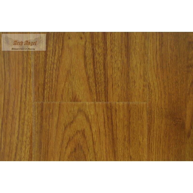 """AllAmericanHardwood Cottage 6"""" x 48"""" x 12mm Laminate Flooring  Color: Santa Fe"""
