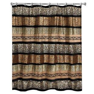 Newburn Animal Print Shower Curtain