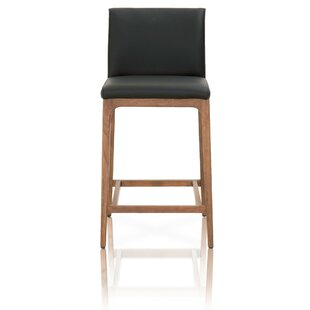 Bembry Wooden Bar Stool