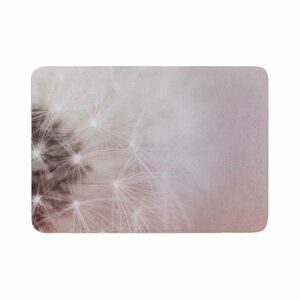 Chelsea Victoria Dandelion Dreams Floral Memory Foam Bath Rug