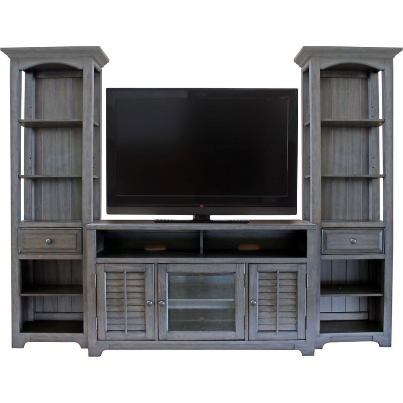 Denny Tv Stand For Tvs Up To 55 Birch Lane