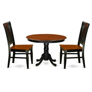 Travis 3 Piece Dining Set