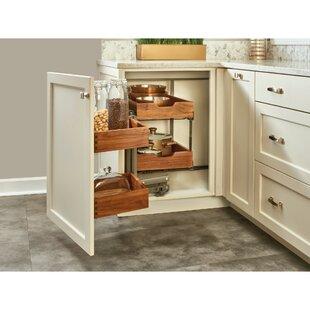 Tall Kitchen Corner Cabinet | Wayfair