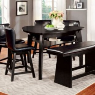 Kolar 6 Piece Counter Height Dining Set