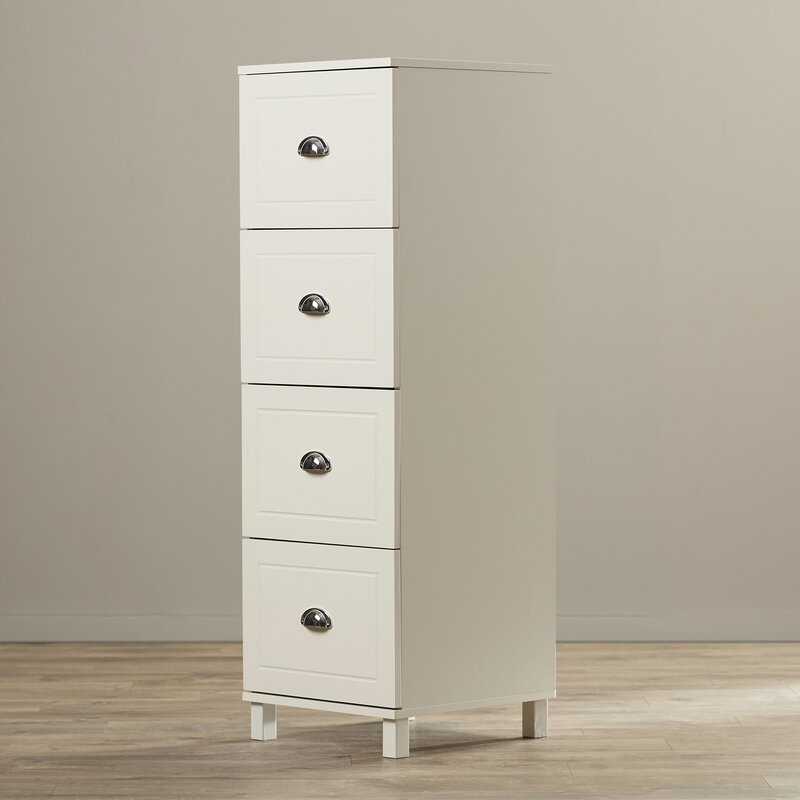 Delicieux Rothrock 4 Drawer Filing Cabinet