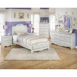 Sylvia Panel Configurable Bedroom Set by Viv + Rae