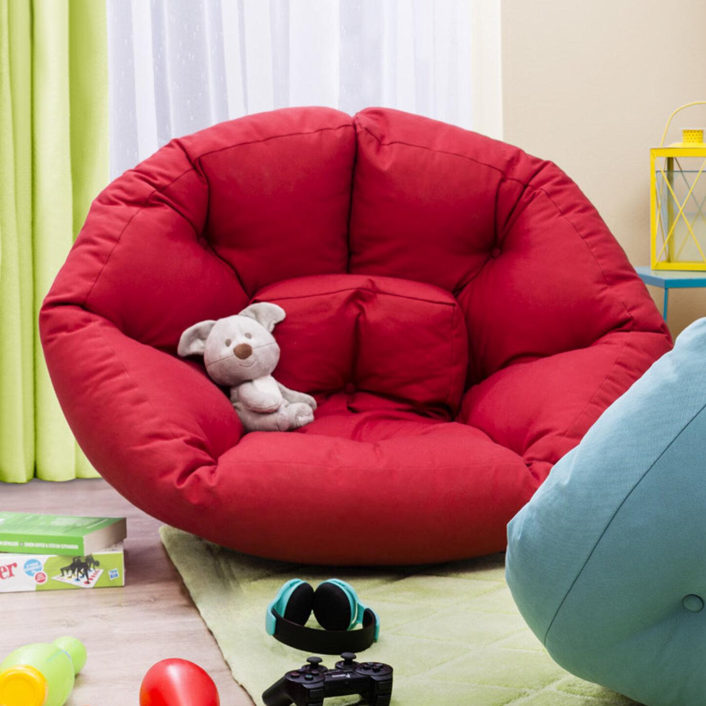 Cilek Need For Sleep Bean Bag Chair   Wayfair