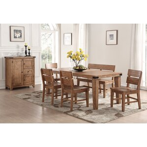 Shenandoah 6 Piece Dining Set by ECI Furniture