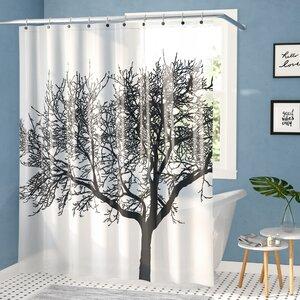 Beale EVA Tree Shower Curtain