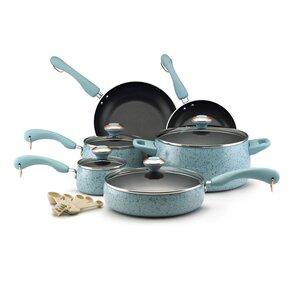 Maryanne 15-Piece Enameled Cookware Set