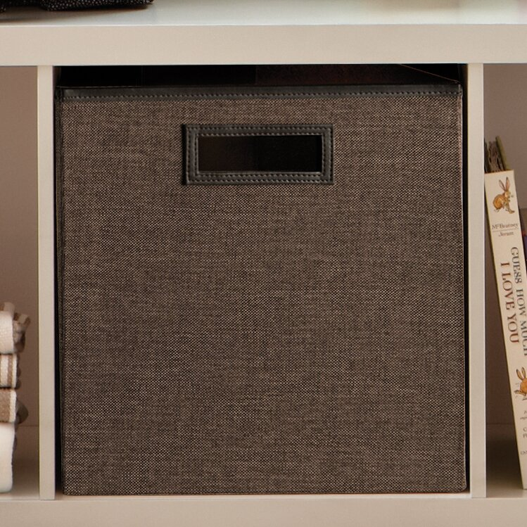 Decorative Storage Fabric Storage Bin