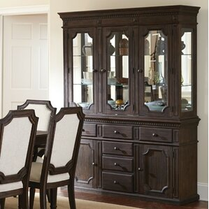 Lamarche Lighted China Cabinet by Darby H..