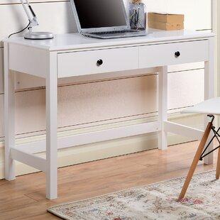 Small White Desks For Bedrooms   Wayfair