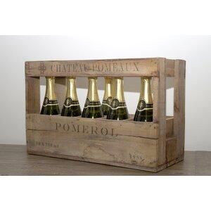 Weinkiste für 10 Fl. von Besp-Oak Furniture