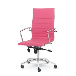 Pink Office Chairs Youll Love Wayfairca