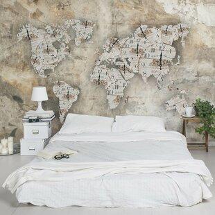 Wallpaper Bedroom | Wayfair.co.uk