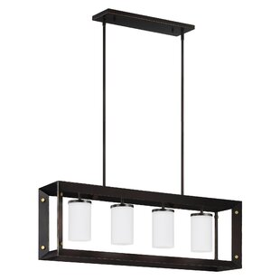 Modern Kitchen Island Pendants AllModern - Rectangular kitchen island lighting