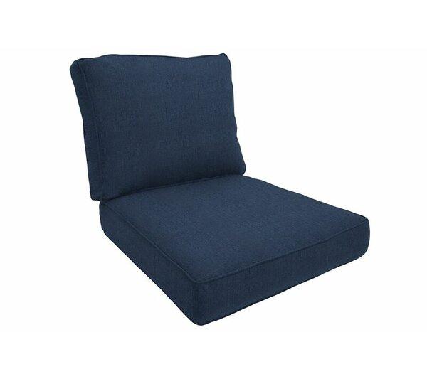 Eddie Bauer Sunbrella Lounge Chair Cushion U0026 Reviews | Wayfair