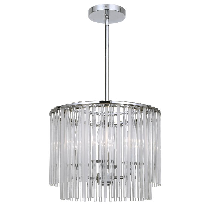 Spalding 4 Light Chandelier