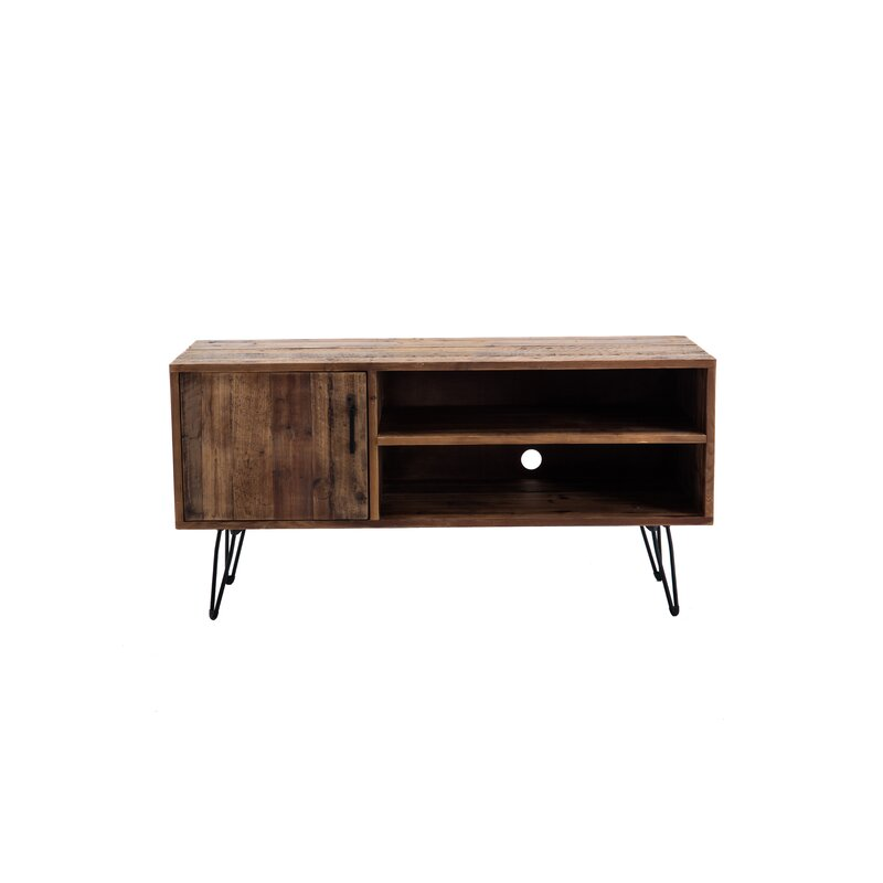 Barclee Media Tv Stand For Tvs Up To 58 Reviews Joss Main