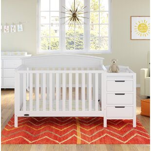 Crib Bunk Bed Combo Wayfair