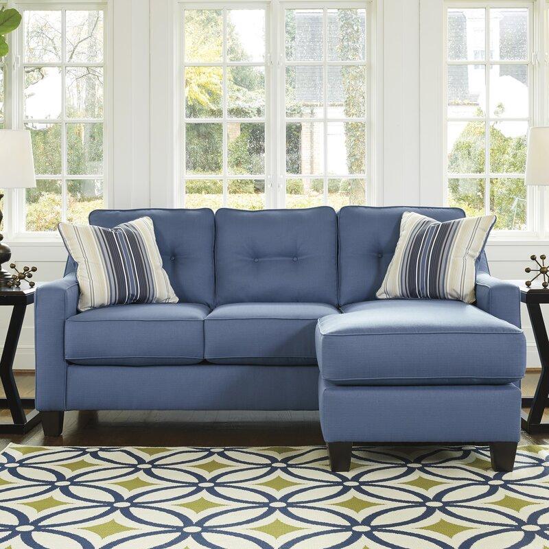 Chaise Sofa Sectional Sofas You'll Love | Wayfair