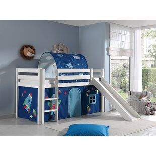 Astro European Single Mid Sleeper Bed by Vipack