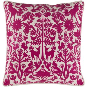 Taza Cotton Pillow Cover