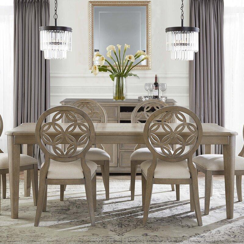Mousseau 5 Piece Dining Set & Reviews