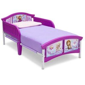 Disney Frozen Toddler Bed by Delta Children