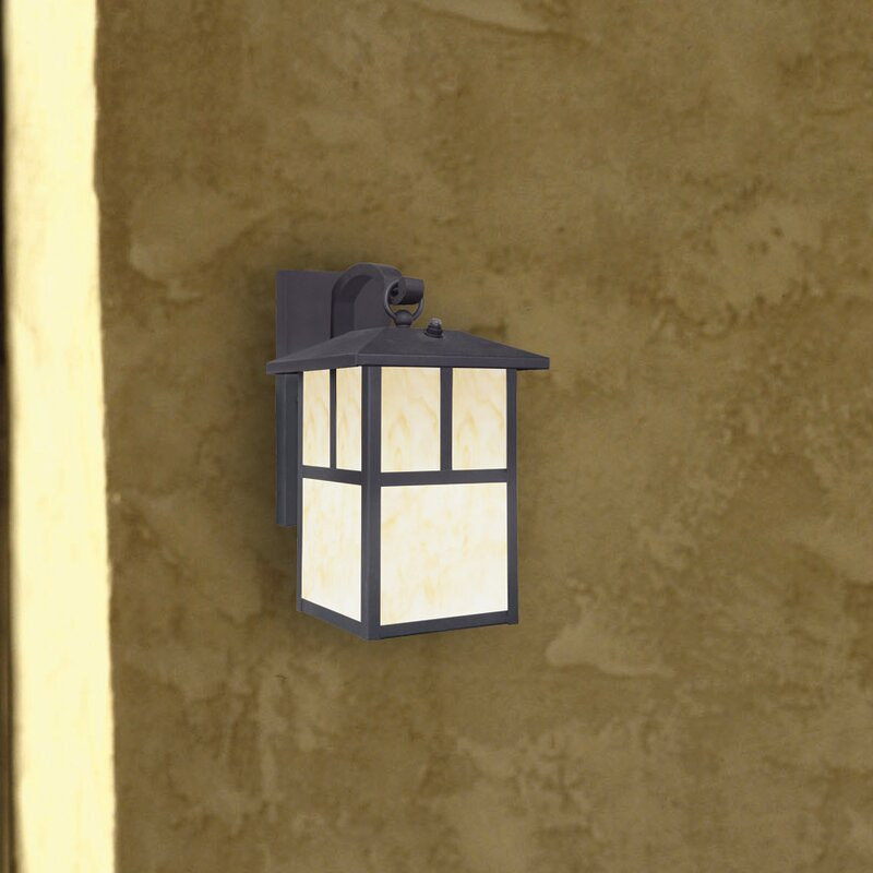 Nova Scotia 1-Light Outdoor Wall Lantern