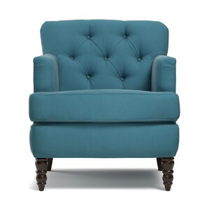 Quinton Traditional Armchair by Andover Mills