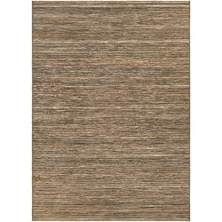 Charlton Home Gillenwater Brown/Ivory Indoor/Outdoor Area Rug ...