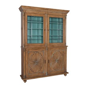 Skye Standard China Cabinet by Bungalow Rose