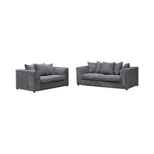 Darcey 2 Piece Sofa Set