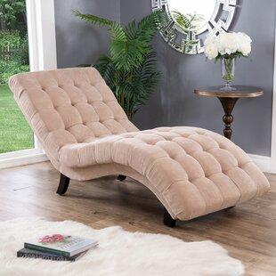 Ethelinda Fabric Chaise Lounge