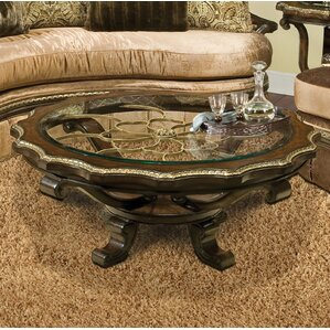 Bertina Coffee Table by Benetti's Italia