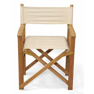 Save  sc 1 st  Wayfair & Teak Folding Chairs | Wayfair